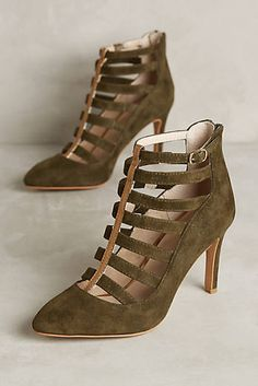 Lien.do Timbales Heels #anthropologie #anthrofave