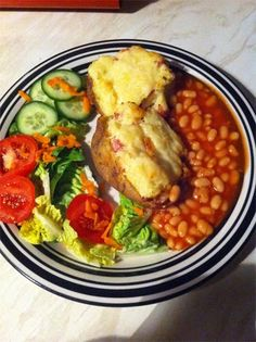 Joy's big fat diary: Slimming world friendly loaded potato skins.