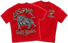 USMC Always Faithful T-Shirt SKU: Mm142 by RescueTees on Etsy