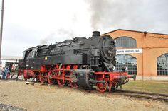 Preußische T20 bei Führerstandsmitfahrten im BW Arnstadt