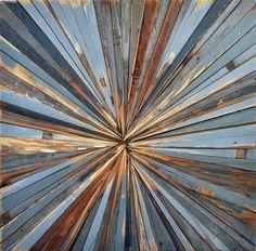 Woodwork by Michelle Peterson-Albandoz  #colorevolution