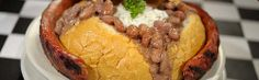 Red Beans & Rice, a Monday tradition at Acme Oyster House #frenchquarter