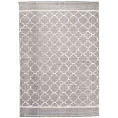 Patterned cotton rug (655 SEK) ❤ liked on Polyvore featuring home, rugs, woven rugs, patterned area rugs, cotton rugs, woven cotton rugs and patterned rugs