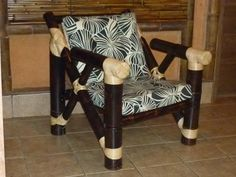 muebles de bamb para sala