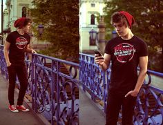 ''Hard days come unexpected, take headphones and forget them'' because music is medicine. See more -> http://lookbook.nu/user/2151530-Patryk-D/looks