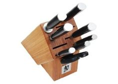 Shun DMS0910 Classic 9-Piece Kitchen Knife Set Review