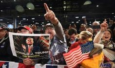 Trump meets Ohio victims, environment pick slammed