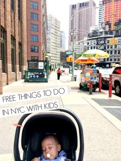 Free things to do in New York City with kids!