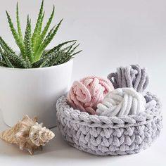 Little distraction from macrame... Pastel colors💕 Couple of them will be listed in my Etsy shop soon💨 #macrameartist #crochetbasket #crochetaddict #mycrocheting #crochetlove #ropebasket #cottoncord #bobbiny #bawelnianysznurek #koszyknaszydelku #szydelko #pasteldecor #homedecor #scandihome #nurserydecor #plantlover #plantaddict #greenery #succulentsofinstagram #cactilove #cacti #pinkhouse #babygirl #birthdaygirl #babyshower #nurseryideas #wearethemakers #etsyshopowner #etsyfinds #etsyhouse