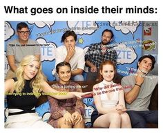Enjoy a third book full of Riverdale memes. A/N: those memes I post in this book are not mine - Creds to those who did make them. If the meme has a tag name. Bughead Riverdale, Riverdale Funny, Riverdale Memes, Riverdale Theories, Riverdale Netflix, Memes Humor, Funny Memes, Hilarious, Funny Shit