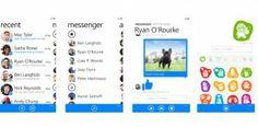 Facebook New Messenger Application For Windows Phone