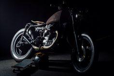 #motorcycle #caferracer #custom
