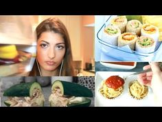 DIY Healthy Back to School Lunches! - YouTube
