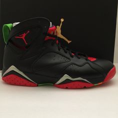 DS Nike Air Jordan 7 Retro Marvin The Martian Size 9.5/Size 10