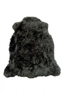 PREMIUM SOUTH AMERICAN SHEEPSKIN RUG - BLACK - APPROX 93 CM X 57 CM All skins come individually boxed; The skins have been inspected by us prior to packaging in our warehouse