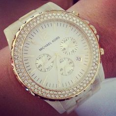 michael kors watch .. gorgeous