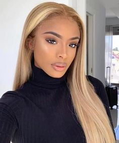 Blonde Wigs Lace Front Hair Ash Brown With Blonde Highlights – Shebelt mall