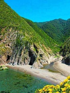 beauty of nature in jijel (algéria).....!