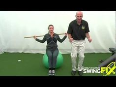 Golf Tips - What Do Most Golfers Want? Improve My Golf, Play With Confidence - Too Many Tips Confuse Your Brain >>> Check out the image by visiting the link. Stretches To Improve Flexibility, Golf Swing Speed, Golf Academy, Golf Magazine, Golf Videos, Golf Jackets, Golf Exercises, Stretching Exercises, Perfect Golf