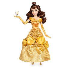 Disney Belle Classic Doll with Chip Figure - 11 1/2 Inch ... https://www.amazon.com/dp/B073WNDZJN/ref=cm_sw_r_pi_dp_U_x_BMvoAb7Z8BSJ7