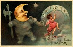 A Very Victorian New Year | The Simple, Sweet Life
