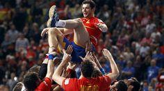 Championnat du monde de Handball. L'Espagne, la fête à la maison - Eurosport, 27/01/2013