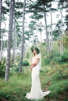 Alex // Wedding in the Woods Dress: Ivory Isle Makeup: Sarah Schiller Makeup Artist 2016 Trends, Neue Trends, Bohemian Schick, Wedding In The Woods, Boho Chic, Ivory, Wedding Photography, Film, Wedding Dresses