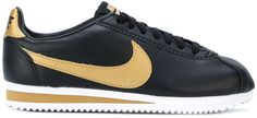 Sports Women, Nike Women, Nike Cortez, Black Gold, Sneakers Nike, Shoes, Fashion, Nike Tennis Shoes, Moda