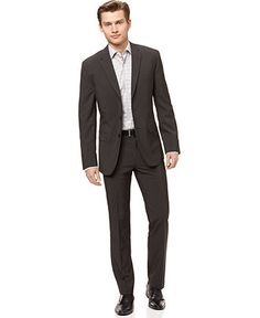 Slim fit suit without tie - Harold #2