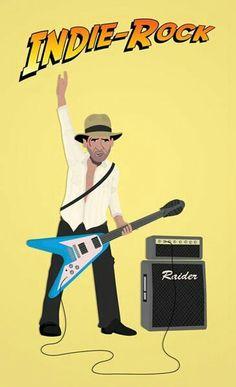 Rock On Dr. Jones!