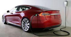 Tesla new model S