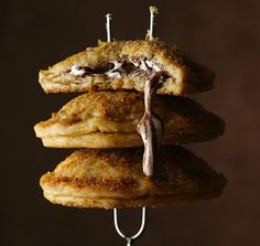 Mini S'mores Hand Pies Recipe