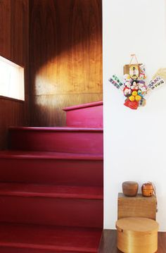 Interior Photography - asian - staircase - los angeles - Marcia Prentice Photography
