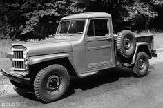 1954 Jeep 4WD One Ton Pickup Truck