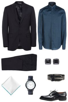 Shoes Alden Suit Canali Apple ZZEGNA Apple Tateossian Belt Anderson's Watch Uniform Wares Pocket square J.Crew   http://appstore.com/app/goodlook