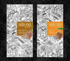 20 Chocolate Packaging Designs you will want to eat