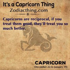 """True...and if you treat them bad... be ready hell is coming for you. I didn't ask for your kindness so don't expect anything better than a """"thank you"""" from me. If you treat me bad, I don't want things to get worse so I'm just gonna treat you like you never existed. Capricorns will treat you right, but act ungrateful or unappreciative, we won't think twice about dropping you like a bad habit."""