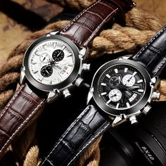 JEDIR Fashion Casual Quartz Watches Waterproof Genuine Leather Watch Business Luxury Male Watch Clock Men Analog Watch