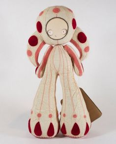 LImited Edition Collectible Vinyl Stuffed Toys and Monsters by Curster at Manufactory