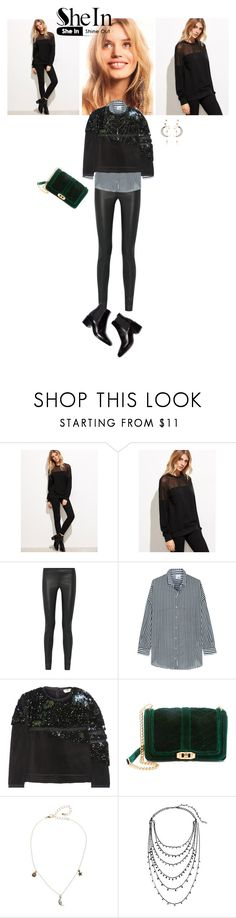 """""""Shein contest"""" by margotfloru ❤ liked on Polyvore featuring Jagger, The Row, Iris & Ink, Fendi, Rebecca Minkoff, ASOS, Rosantica and Diego Percossi Papi"""