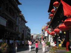 Qianmen Street, Shopping and Snacks in Beijing
