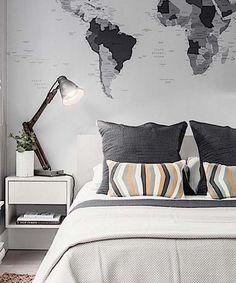 own your morning // urban living // luxury life // bedroom // city suites //metropolitan living // urban men // city boys // interior // home decor //