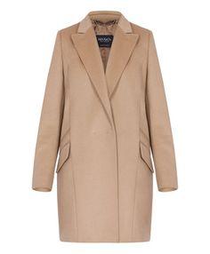 NEVADA Cappotto in drap di lana e cashmere |  MAX&Co. Online Shop