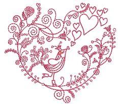 Bordados Descargar Gratis, 200,000 mil Diseños Bordados Descargar Gratis: Bordado de Flores