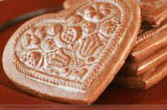 Molded Soft Gingerbread recipe
