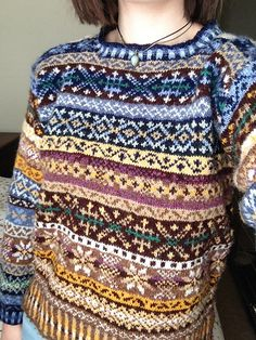 Ravelry: McDoodle's Fairisle mixture