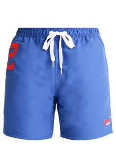 Superdry Badeshorts hyper blue Bekleidung bei Zalando.de | Material Oberstoff: 100% Polyester | Bekleidung jetzt versandkostenfrei bei Zalando.de bestellen!