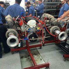 Twin turbo ls3