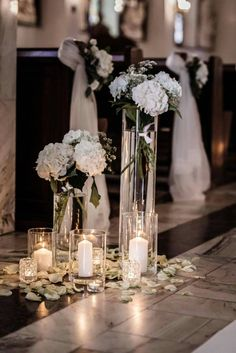 decoration eglise Cutr on wooden crates at the beginning of the aisle Church Wedding Decorations, Wedding Centerpieces, Wedding Table, Wedding Ceremony, Rustic Wedding, Our Wedding, Dream Wedding, Wedding Ideas, Handmade Wedding Dresses