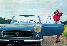 Peugeot 404 Cabriolet - 1960/1968